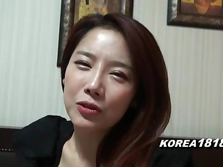 KOREA1818.COM - Hot Korean Girl Filmed for Sexual congress