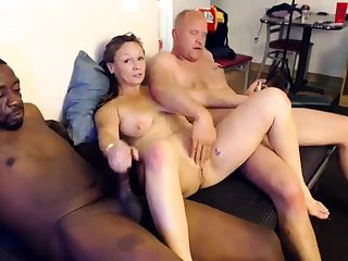 Pussy rendered helpless with an increment of fingering