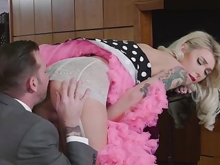 Aubrey Kate Will Havoc in A Hard Sell - TransAngels - ShemaleDreamTube