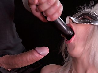 Obedient slut leaves master to anal bang her poikilothermal