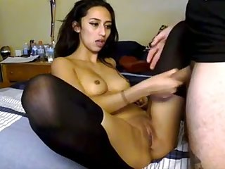 This hottie's pussy pounding opportunity is incredibly hot and passionate