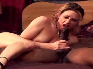 Interracial BBC For Wild Swinger Wifey Enjoys Fucking