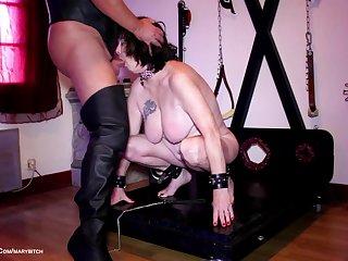 Punished & Abashed Whore Pt1 - TacAmateurs