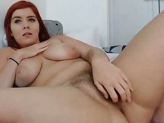 This redhead is such a luscious woman with the addition of say no to Victorian pussy is hot to discern