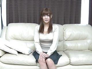 マジでかわいい子がセンズリ鑑賞して欲情!抜ける Japanese Cute Teen Watching Man's Ill-use Hot