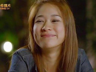 Hot asian effective movie with glum teen girls