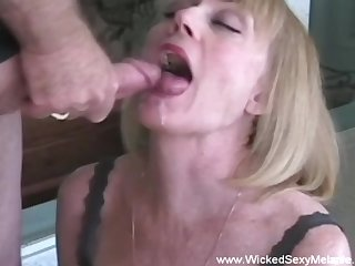 Amazing Wicked Sexy melanie she is so hot plus wild for a of age lady