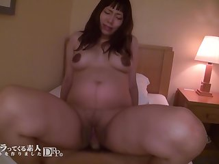 Kanako Miyata My Husband Is Turn on the waterworks White-livered Pregnant Woman With Frustrated Pregnant Wife Who Is Addicted To Dating