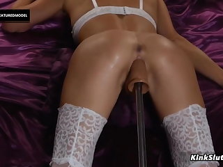 I AM A SQUIRTER!!!!!! Sex-mad LOUD WIFE FUCKS Equipment