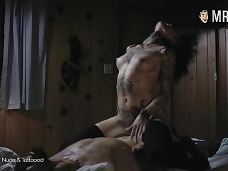 Gorgeous well known sexy lady Angelina Jolie is made be proper of explicit bed scenes