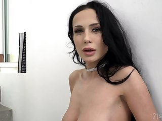Nicole Love and Kristof Cale like to have anal sex space fully no one is watching them