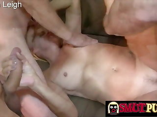 Sweepings Puppet - Jilted Gangbang Compilation Part 9