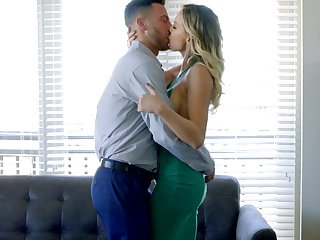 Notion of catching busty tot Kenzie Taylor feels right fucking missionary together with doggy
