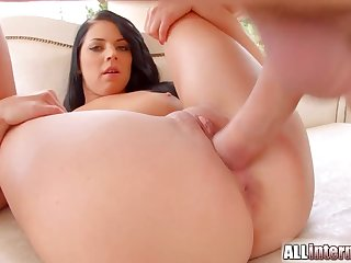 For everyone INTERNAL - Her first ever vaginal creampie